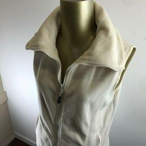 CALVIN KLEIN Performance Quick Dry White Fleece
